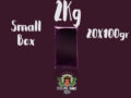 Açaí smoothie packs box 2kg (20x100g)
