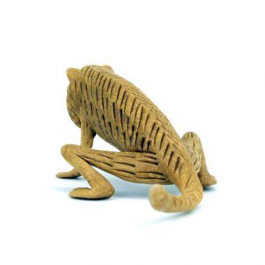 Gouden leeuwaapje